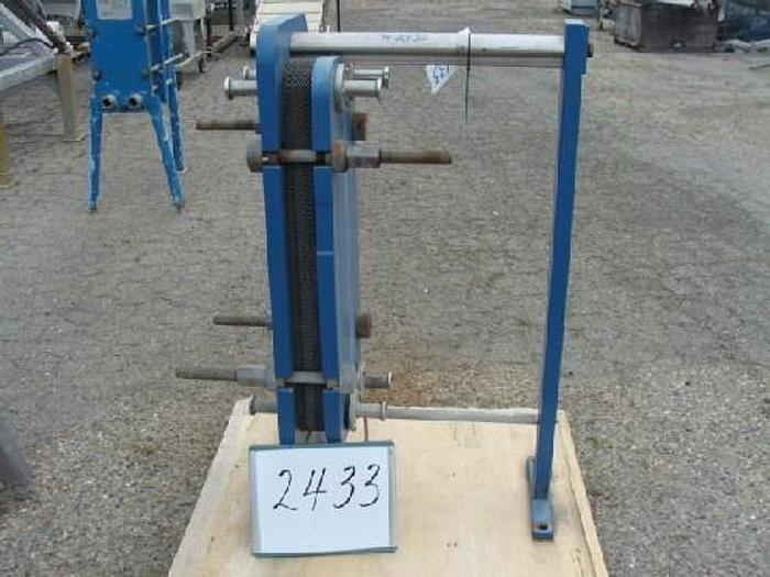 Used Cherry-Burrell Plate Heat Exchanger