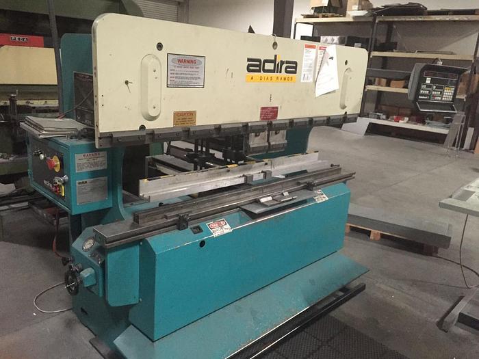 Used 35 Ton x 6' Adira CNC Hydraulic Press Brake
