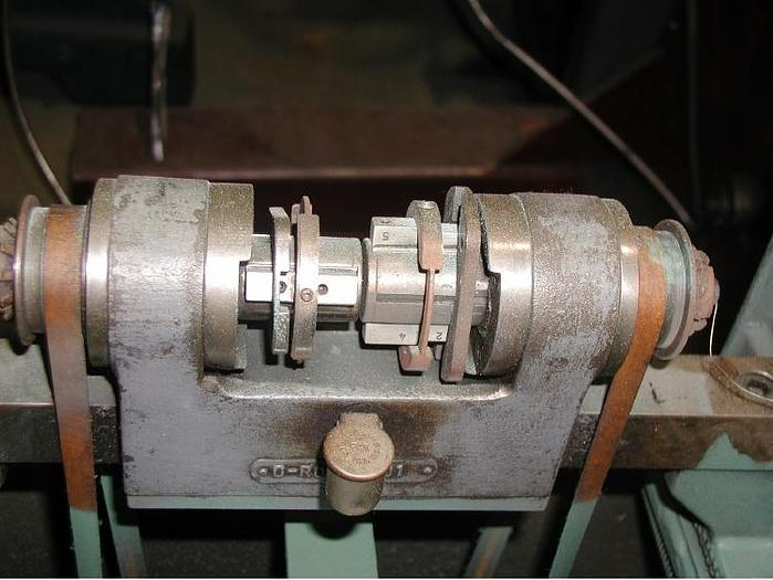 "050"", NILSON, No. 1B, 1967, ROTARY WIRE STRAIGHTENER"