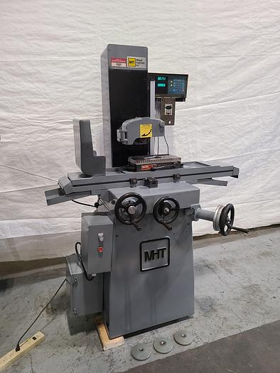 Used Mitsui High-Tec MHT 6 x 12 Precision Surface Grinder 200MH with DRO Speed Control Walker Chuck