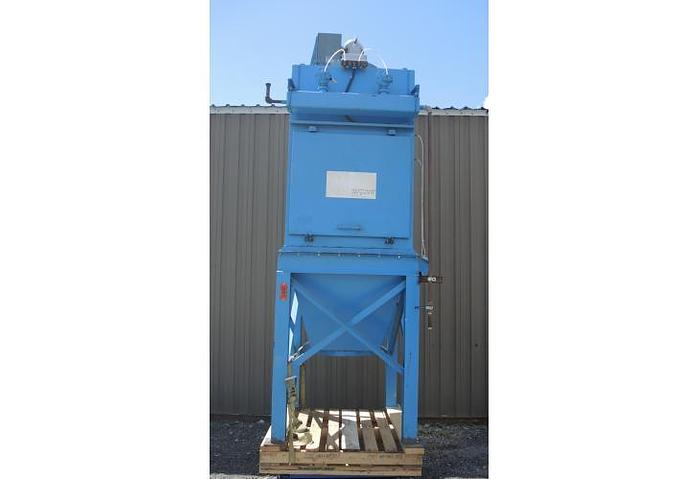 Used USED DUST COLLECTOR, PULSE AIR, 5,000 CFM, 1890 SQ. FT., CARTRIDGE