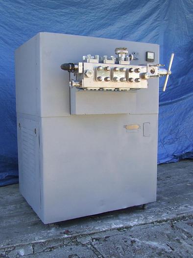 Używane Homogenizator A1-OGM PE