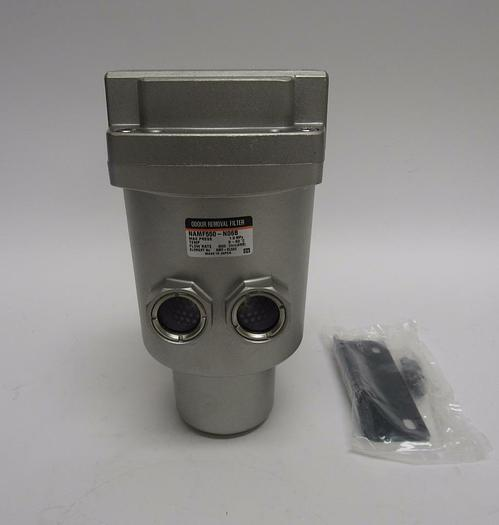 Used SMC NAMF550-N06B Odour Removal Filter (3940)