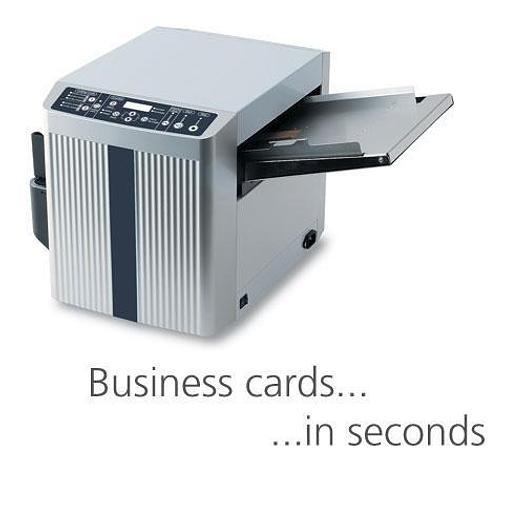 Uchida Kitco BC-10 A4 Size Business Card Cutter