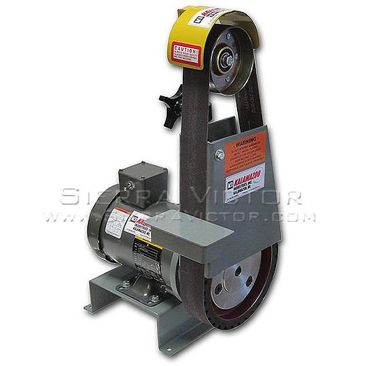 KALAMAZOO Multi-Position Belt Grinder BG248