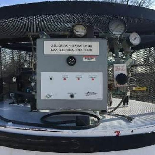 Used 1500 Pound Mini Vessel