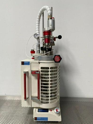 Used Syrris Atlas ATL-030 Automated Chemical Synthesis System w/ Jacketed Glassware