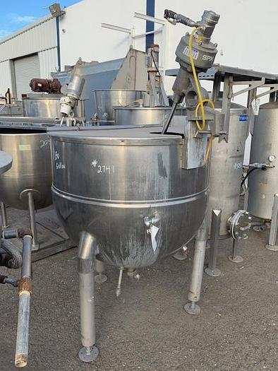 150 Gallon Groen Jacketed Mix Kettle