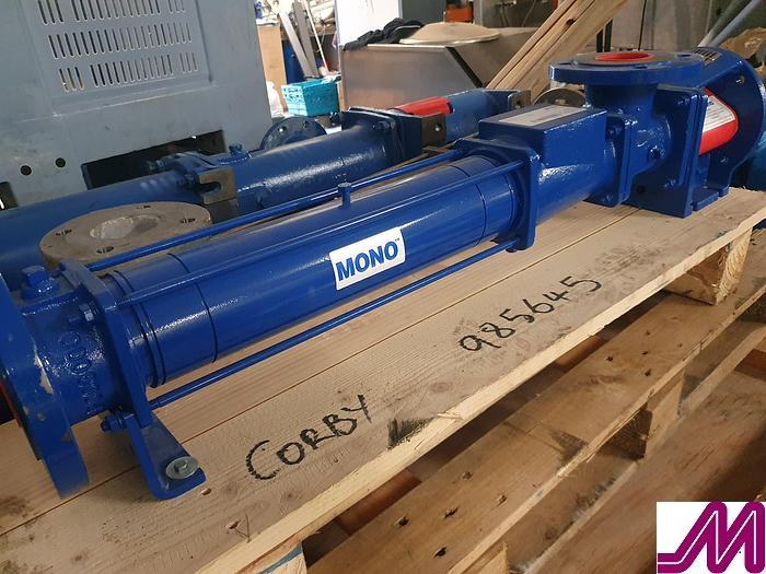 2018 Mono Compact Stainless Steel C14KC11RMA/G412 Progressive Cavity Pump