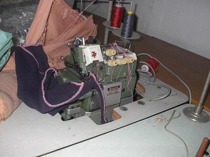 Gebraucht Overlockmaschine YAMATO  ZF1420-Y6DF 43923.0