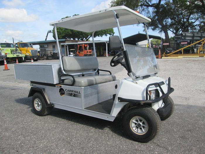 2013 Club Car Carryall 2 Cart with Dump Bed