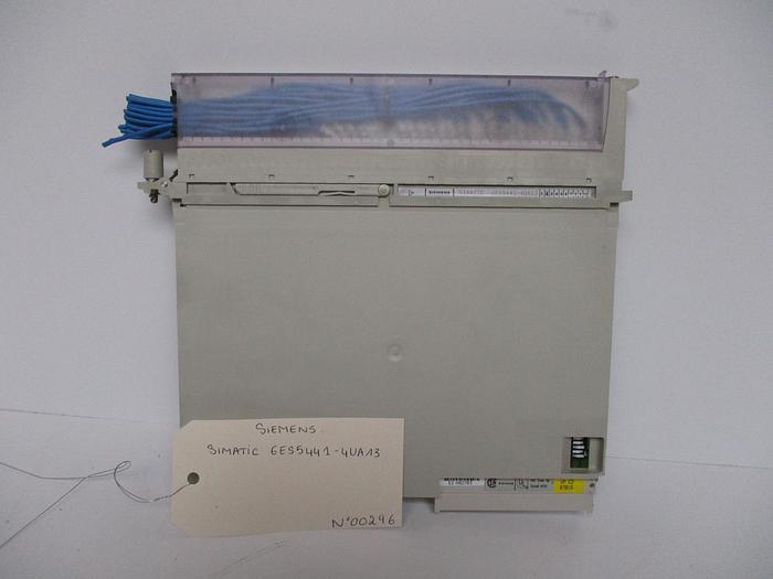 Used Siemens SIMATIC 6E