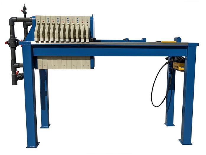 FP-003-0630-R: Filter Press - 3 Cubic Feet - 630mm CGR