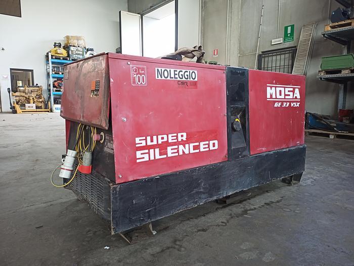 Usata Mosa GE33 VSX