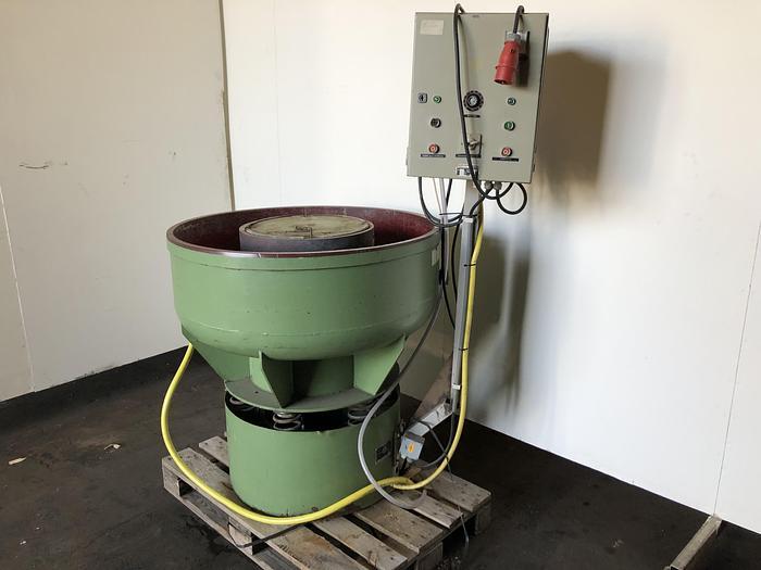 Gebruikt Deburring machine Cetema Rösler STI00FN