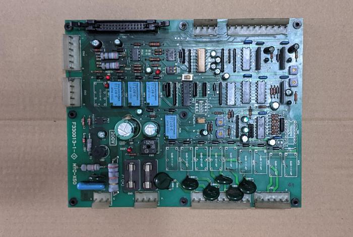 Used F330013-1 GCU BOARD