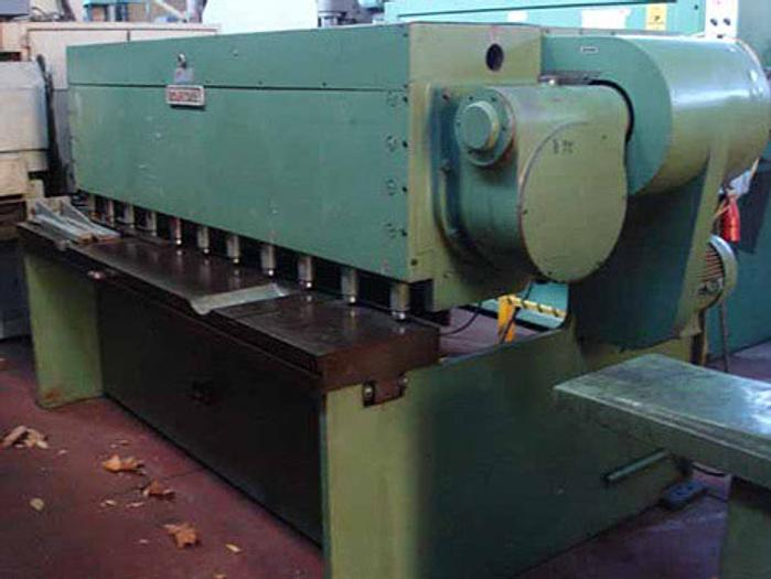 Cesoia a ghigliottina meccanica BARIOLA CBN 14