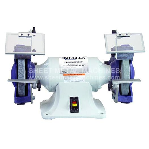 PALMGREN POWERGRIND-XP Bench Grinder with Dust Collection (3 PH) 9682074