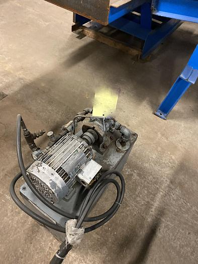 Used 5 HP Hydraulic Pump