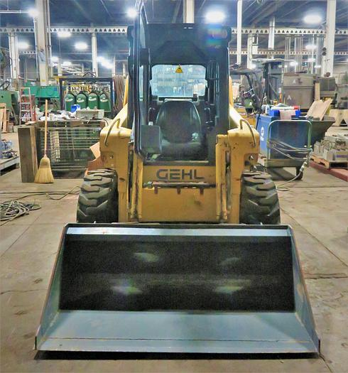 2009 GEHL  5240E  TURBO  SKID STEER