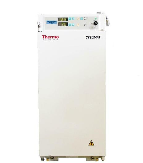 Used Thermo Scientific Cytomat 2C450 TS Incubator + Plate Hotel Stackers, PSS (7102)