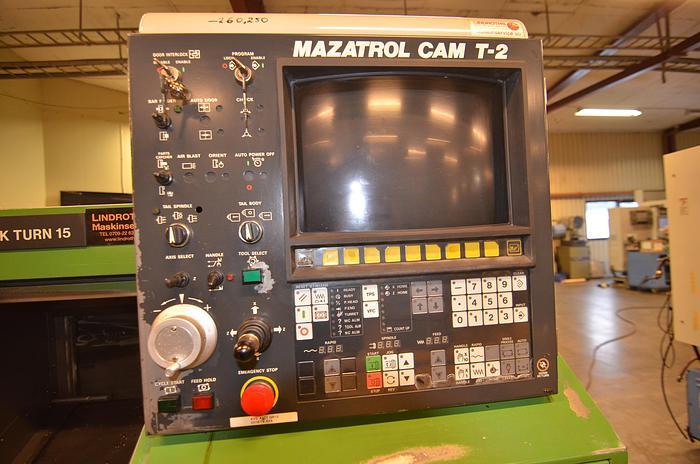 MS06B - Mazak QUICK TURN 15