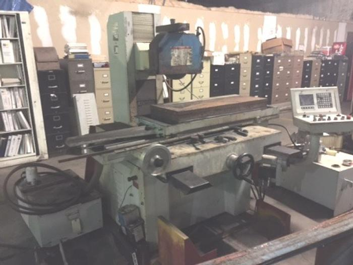 "15.7"" x 39.5"" Proth Horizontal Surface Grinder, 2003"