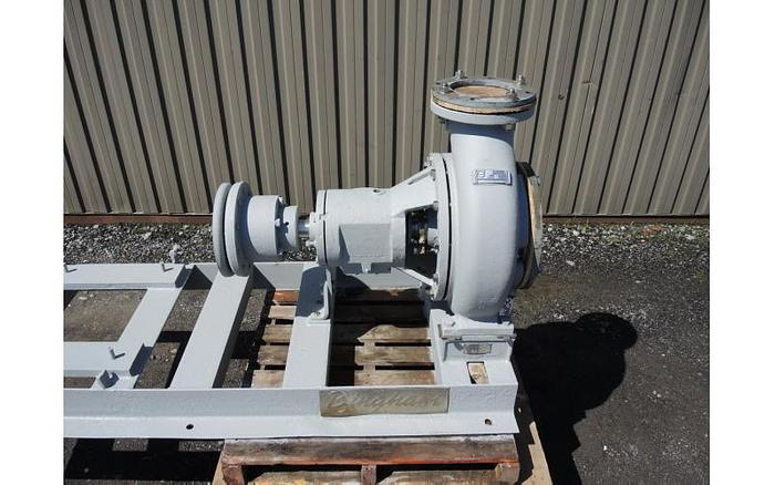 "USED CENTRIFUGAL PUMP, 12"" X 8"" INLET & OUTLET, STAINLESS STEEL"