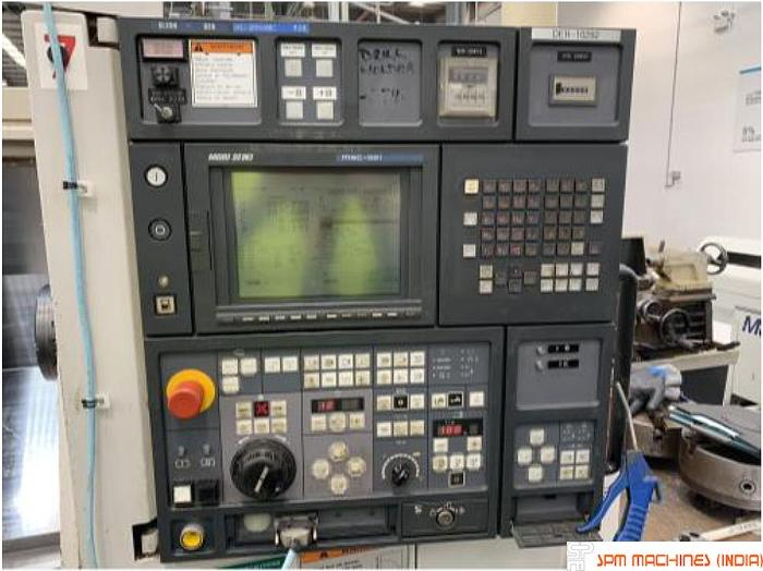 Mori Seiki SL200SMC CNC Turn Mill (With Sub Spindle) - 2000