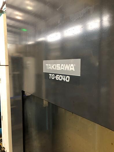 2013 Takisawa TG-6040