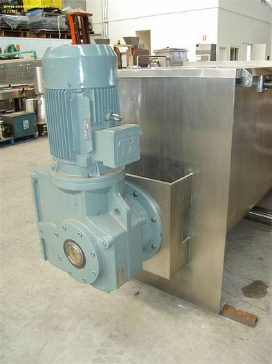 AIRBLEND Helimix 2000 Mixers General