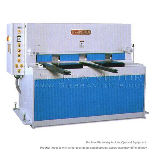 BIRMINGHAM Hydraulic Shear H-0835