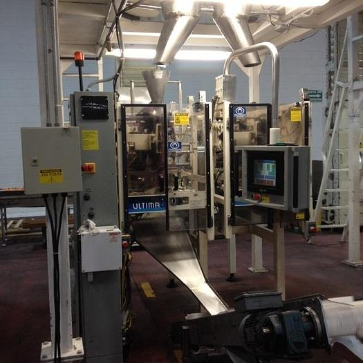 Used HAYSSEN 8-12 TWIN TUBE SERVO WITH DIMPLED ISHIDA RZ SCALE (3 AVAILABLE)