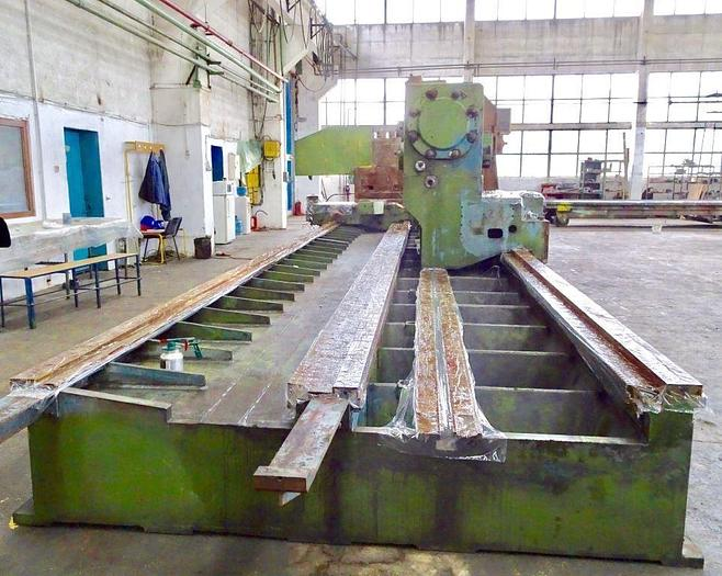 Heavy duty lathe SNG 2000x8000