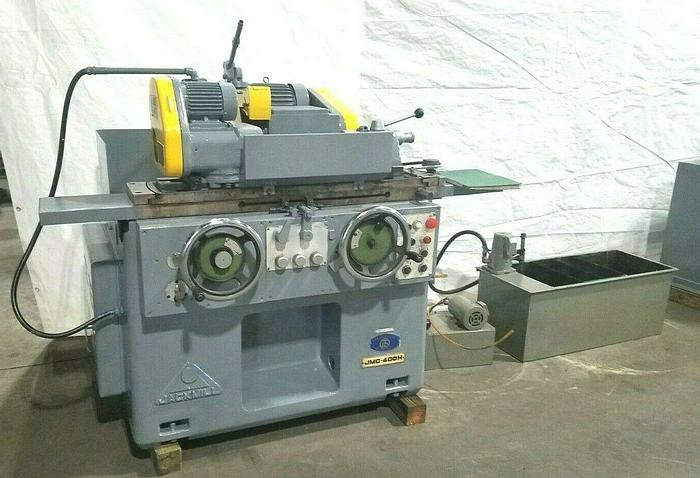 Used Jackmill JMC 400H Universal Automatic Cylindrical Grinder Super Precision