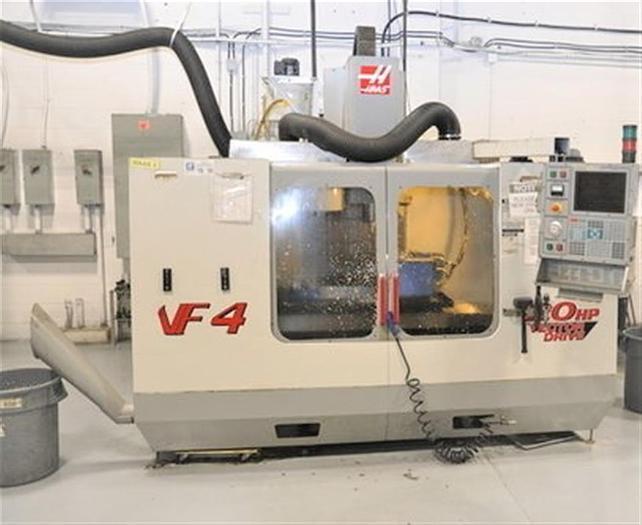 Used 2000 Haas VF4B