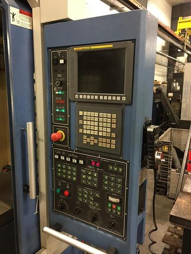 "40""X, 21""Y, 22""Z, DAHLIH, MCV 1020BA, 2012, CNC VERTICAL MACHINING CENTER"