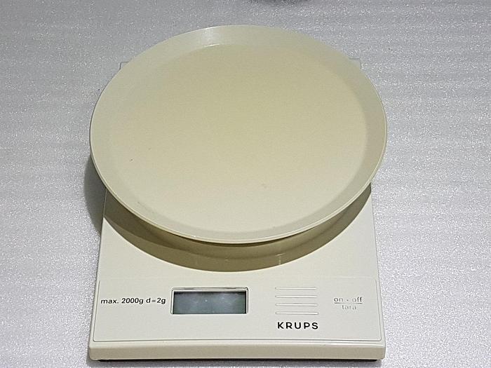 Used Krups Waage