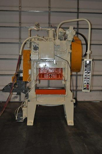 Used 30 TON MINSTER SSDC PRESS