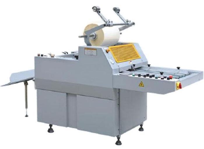 PLASTIFICATRICE AUTOMATICA SFML-520