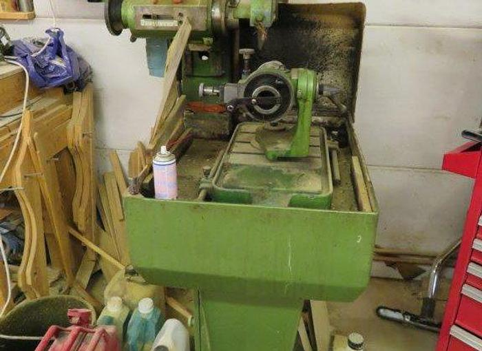 Used Grinding machine Gipsy manual for cutters