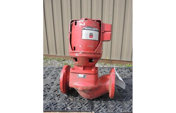 "Used USED CENTRIFUGAL PUMP, 3"" X 3"" INLET & OUTLET, CARBON STEEL"