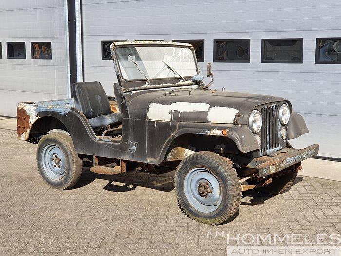 Used Jeep cj5