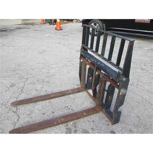 JCB Telehandler Forklift Attachment