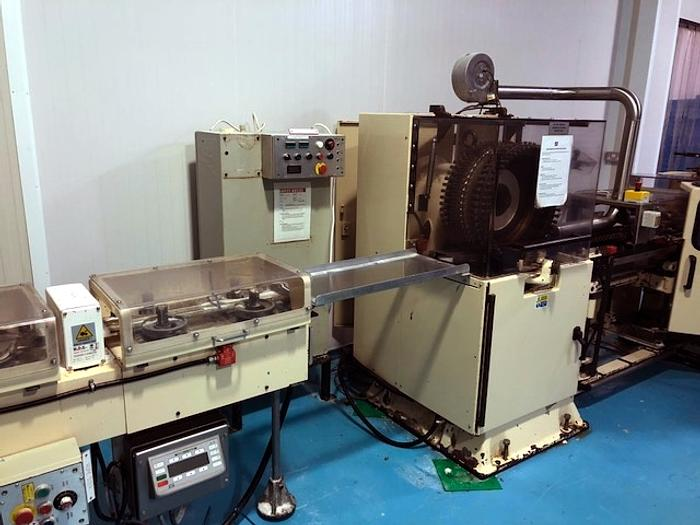 Rose Forgrove PLASWRAP TOFFEE CANDY FORMING & WRAPPING LINE