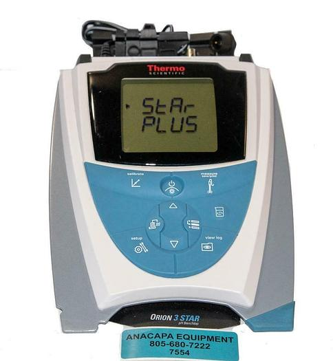 Used Thermo Scientific Orion 3 Star pH Benchtop Conductivity Meter USED (7554) W