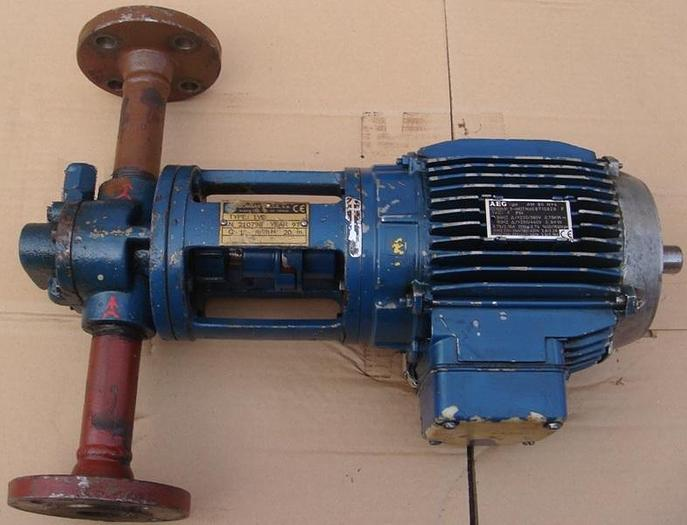 Used Azcue Sludge pump 1YE