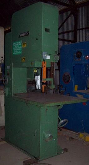 Tannewitz Mdl. G1NE Vertical Band Saw