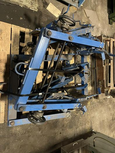 Used PLYMOUTH INDUSTRIES COIL LIFTERS MAX LOAD 250 POUNDS (FOUR AVAILABLE)