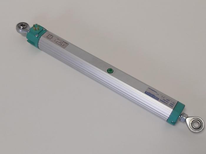 Gebraucht Linearwandler, Linear Wegaufnehmer, PCM 150 E, Hub 150mm, Gefran gebraucht